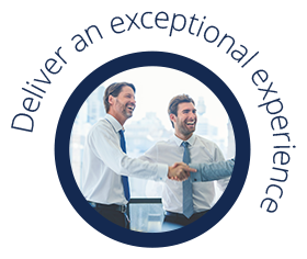 deliver and exceptional experience with Alliance Laundry