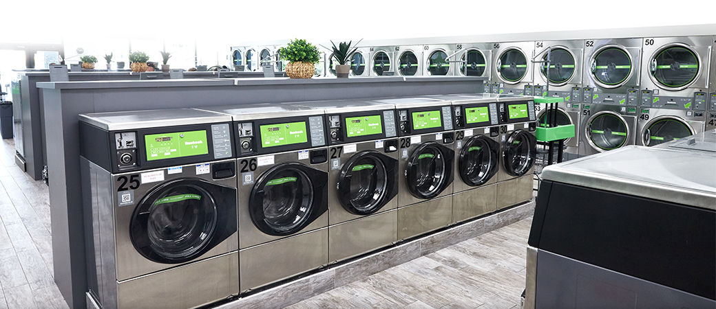 Huebsch laundromat