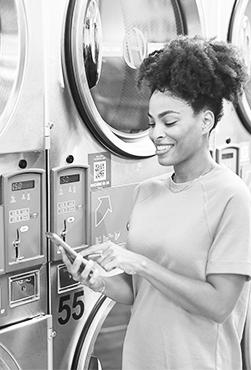 laundromat pos